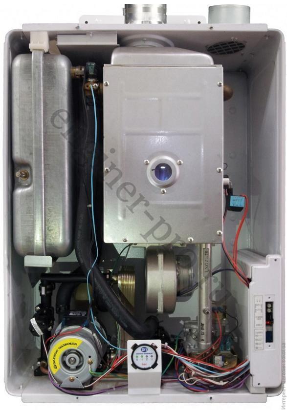 газовый котел Roc инструкция